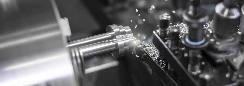 Lavorazioni con macchine di precisione